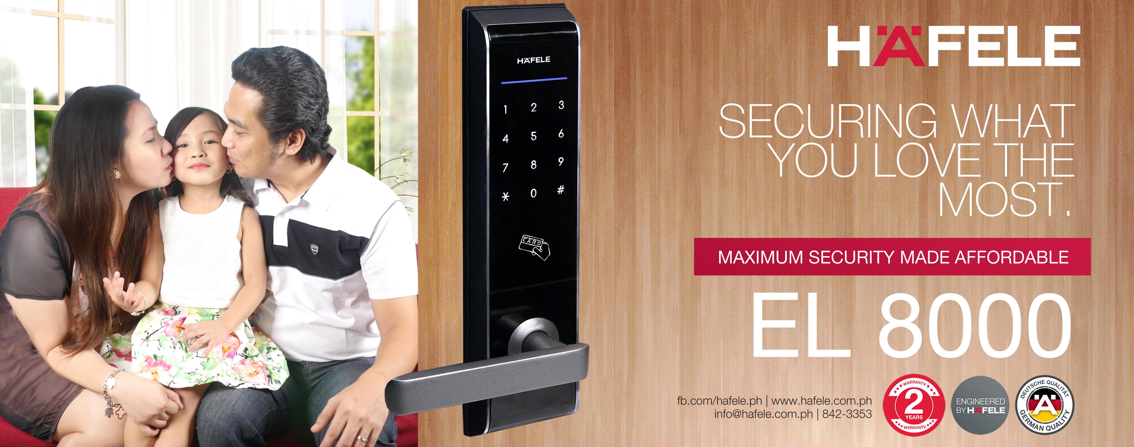 Hafele Kitchen Door Handles Furniture Fittings Architectural Hardware Electronic Locking