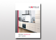 Häfele Kitchen Appliances 2017-2018